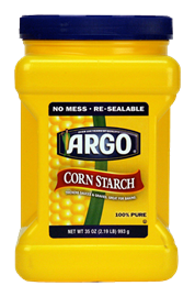 CORN STARCH, 35OZ