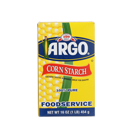 CORN STARCH, FOODSERVICE, 1LB
