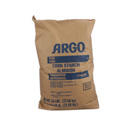 CORN STARCH, FOODSERVICE, 50LB